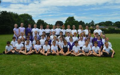 Year 6 Leavers for Surrey Advertiser 2019